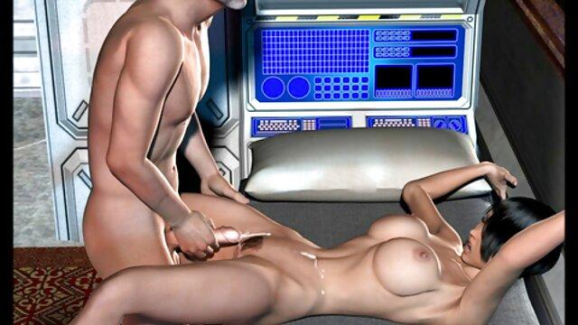 کار فیلم سکسی سوپر تلگرام دستی در ماشین برای او